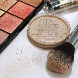 Rimmel Stay Matter powder