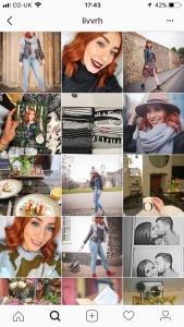 Livvrh instagram
