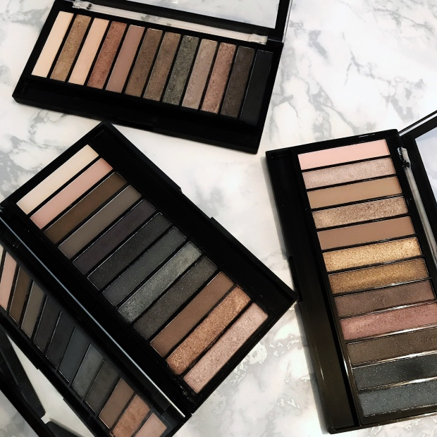 Makeup Revolution Iconic pallets