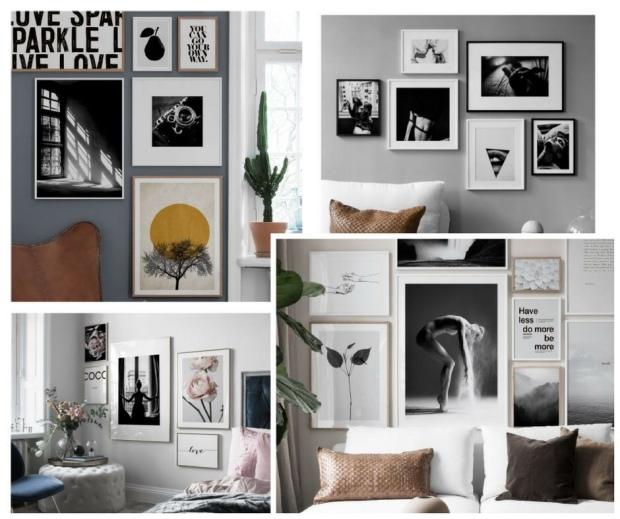 Desenio wall prints