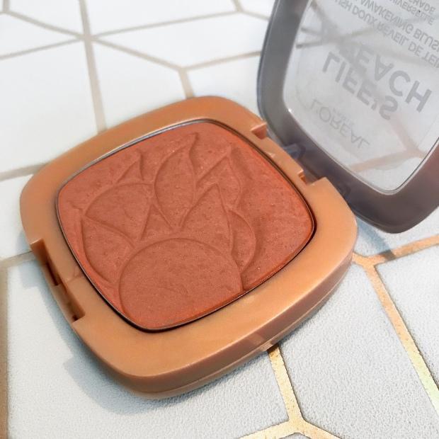 L'Oréal life's a peach blusher