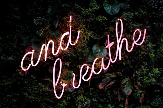 Image for take a deep breath